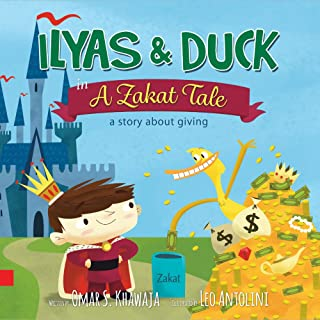 Ilyas & Duck in A Zakat Tale - a story about giving