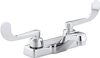 KOHLER K-7404-5A-CP Triton Centerset Lavatory Faucet, Polished Chrome