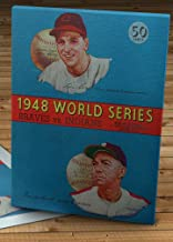 Best 1948 world series program Reviews
