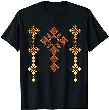 Traditional Ethiopian cross art Ethiopian Cross T-Shirt