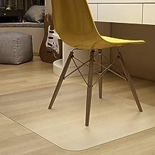 transparent Bodenschutzmatte für Bürostuhl 90x120 cm Bürostuhlunterlage