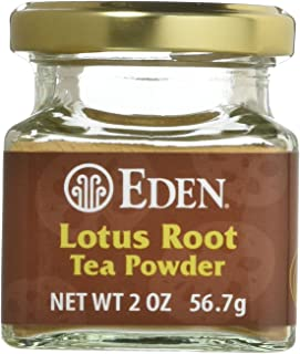 Eden Foods Lotus Root Tea Powder -- 2 oz