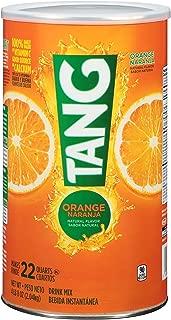 tang orange drink mix 72 oz