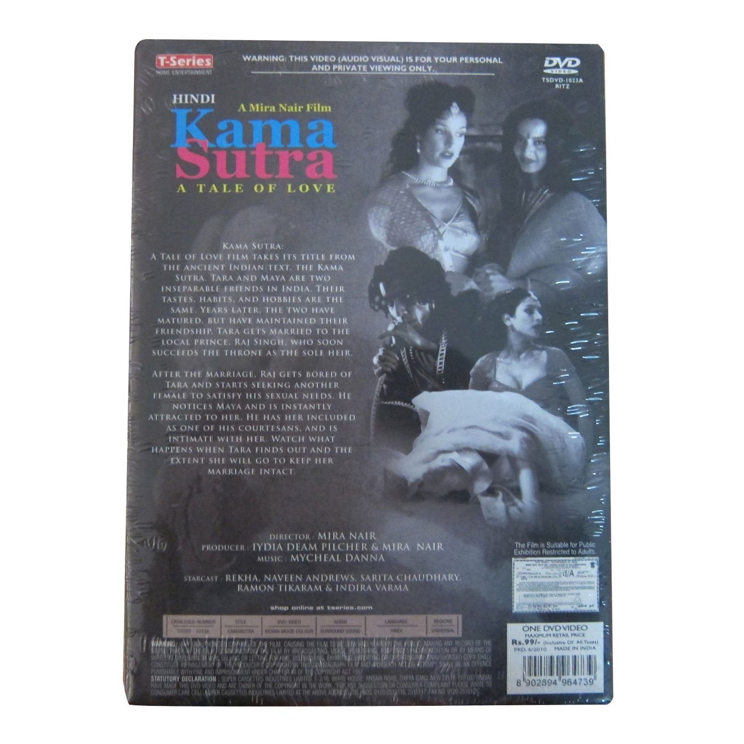 Love tale of sutra: a Kama Sutra: