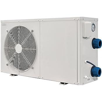 W/ärmepumpe und Poolheizung well2wellness/® Easy Pool Bypass Set f/ür Solarheizung