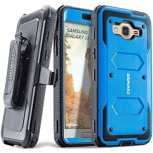 online retailer fd7b2 585eb Samsung Galaxy J3 Otterbox: Amazon.com