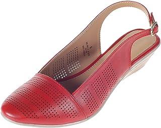Sharon by Khadim's Womens Synthetic Heels
