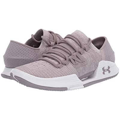Under Armour UA Speedform AMP 3.0 (Tetra Gray/White/Tetra Gray) Women