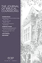 Journal of Biblical Counseling (26:2)