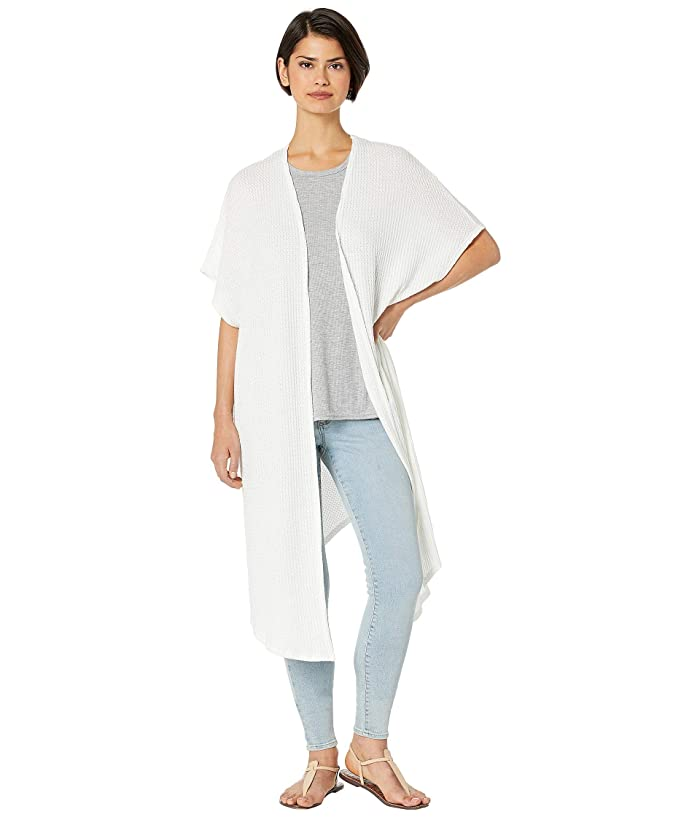 LAmade Yas Cardi (White) Women's Sweater