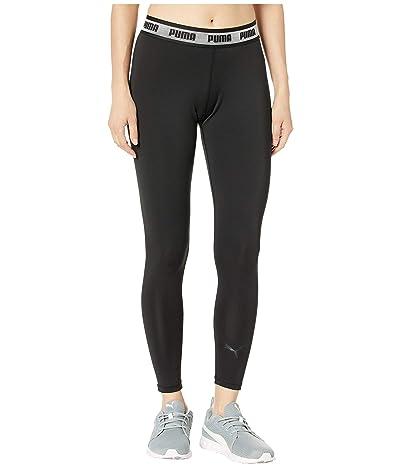PUMA Soft Sports Leggings (PUMA Black) Women