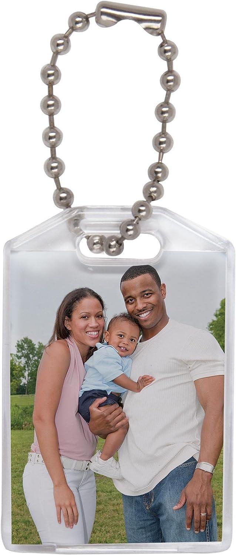 Promotional Photo Keychain - Case of 100