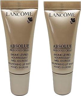 Lancome Absolue Precious Cells Nourishing Lip Balm, 0.17 OZ/5ml each(pack 2) unbox