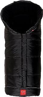 Unser Tipp mit Fokus auf Fleece Kaiser Naturfelle 6570825 - Fußsack Iglu Thermo Fleece, Farbe: schwarz