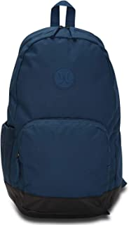 Hurley Blockade II Solid 21L Backpack - Blue Force
