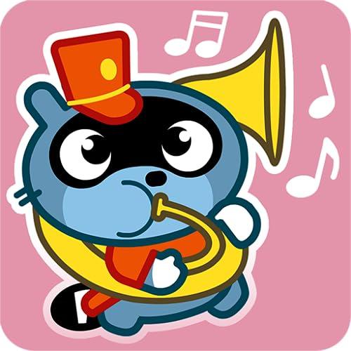 Pango Musical March : jogo musical de banda de marcha para crianças 3 - 6 anos