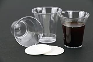 B-Kind 50ct Clear Disposable Communion Cups Set