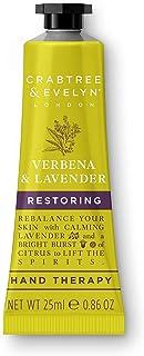 Crabtree & Evelyn Verbena & Lavender Hand Cream Therapy - 0.86 oz