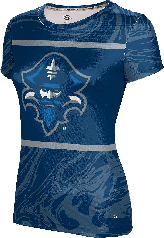 ProSphere University of New Orleans Girls' Performance T-Shirt (Ripple)