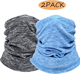 Thermal Neck Warmer/Neck Gaiter Face Scarf/Face Cover Winter Ski Mask - Cold Weather Balaclava