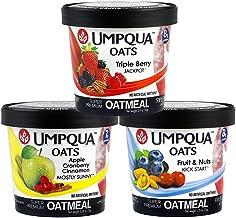 Umpqua Oats Oatmeal, 12 Count - Assorted Set