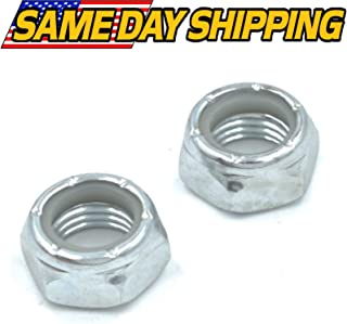 HD Switch (2 Pack Replaces John Deere Drag Link Nut for LX172 LX173 LX176 LX178 LX186 sn110001 & Up