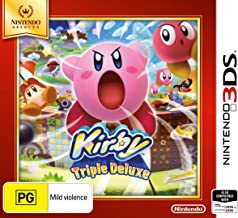 3DS NS Kirby Triple Deluxe