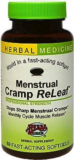 Cramp ReLeaf (Menstrual) Softgels 60 ct. Herbs Etc.