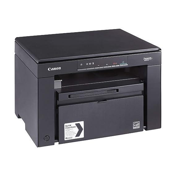 Canon MF3010B Monochrome Multifunction Laser Printer 37.2 x 27.6 x 25.4 cm Color-Black