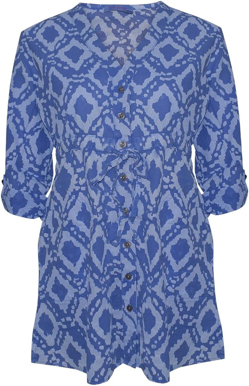 Fresh Produce Women's Tunic 3 4 Sleeve