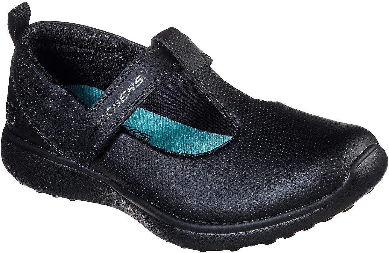 Skechers Unisex-Child Microstrides-Miss Preppy Sneaker
