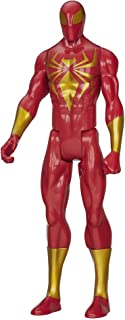 Marvel Ultimate Spider-Man Titan Hero Series Iron Spider Figure - 12 Inch