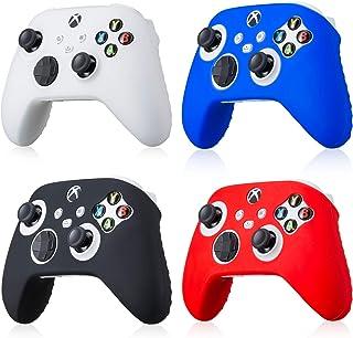 Custodia in silicone per controller Xbox Series X, confezione da 4
