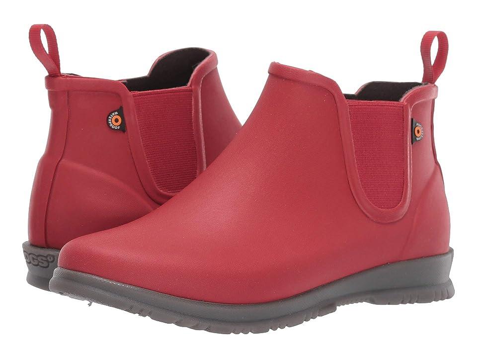 Bogs Sweetpea Boots (Red) Women