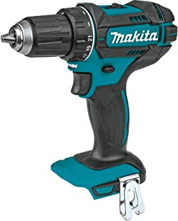 """Makita XFD10Z 18V LXT Lithium-Ion Cordless Driver-Drill, Tool Only, 1/2"""""""