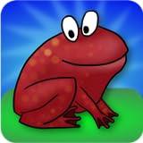 Frog Race 3D