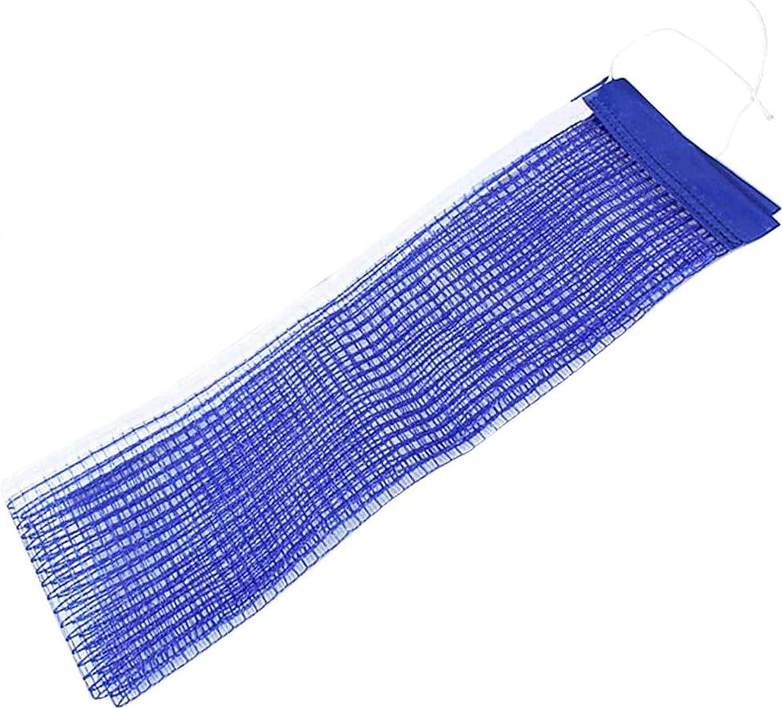 ZFQZKK Table Tenis New Nylon Portáil Portátil Repuesto Impermeable Net Durable Ping-Pong Accesorios, Juguetes al Aire Libre Bate de Ping Pong