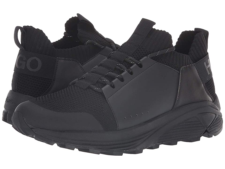 BOSS Hugo Boss Horizon Running Sneaker by HUGO (Black) Men