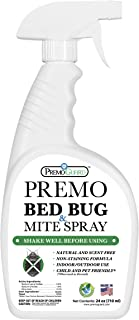 Sponsored Ad - Premo Guard Bed Bug & Mite Spray – 24 oz – Fast Acting – Stain & Scent Free – Child & Pet Friendly – Best E...