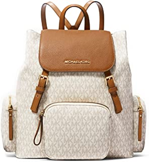 Michael Kors Abbey Large Signature Cargo Backpack