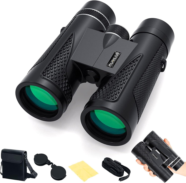 trend rank Binoculars for Adult 12x42 Watchin Seattle Mall Powerful Bird
