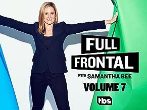 samantha b full frontal