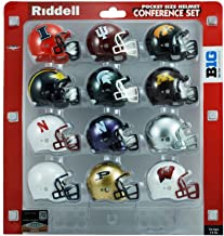 Riddell NCAA Pocket Pro Revolution Conference Sets