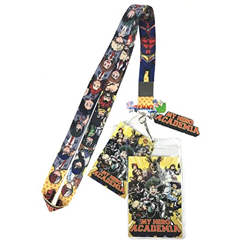 Great Eastern GE-37877 My Hero Academia Class 1-A Lanyard