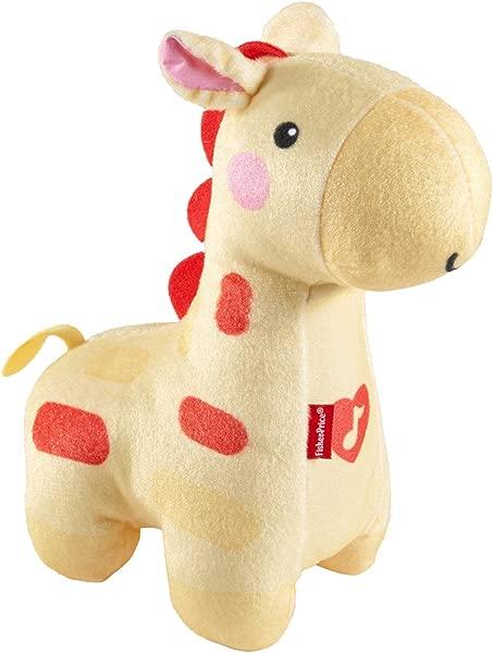 费雪价格安抚发光长颈鹿