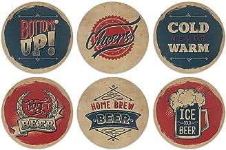 Amazon Com Beer Coasters