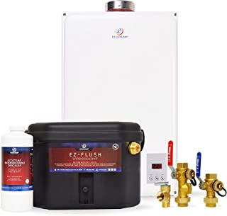 45HI Indoor 6.8 GPM Natural Gas Tankless Water Heater Service Kit Bundle