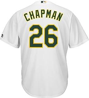 99afff5e1 Matt Chapman Oakland Athletics #26 White Youth Cool Base Home Jersey