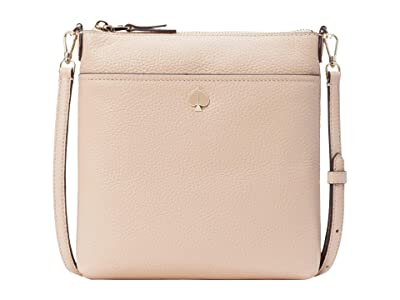 Kate Spade New York Polly Small Swing Pack (Blush) Bags