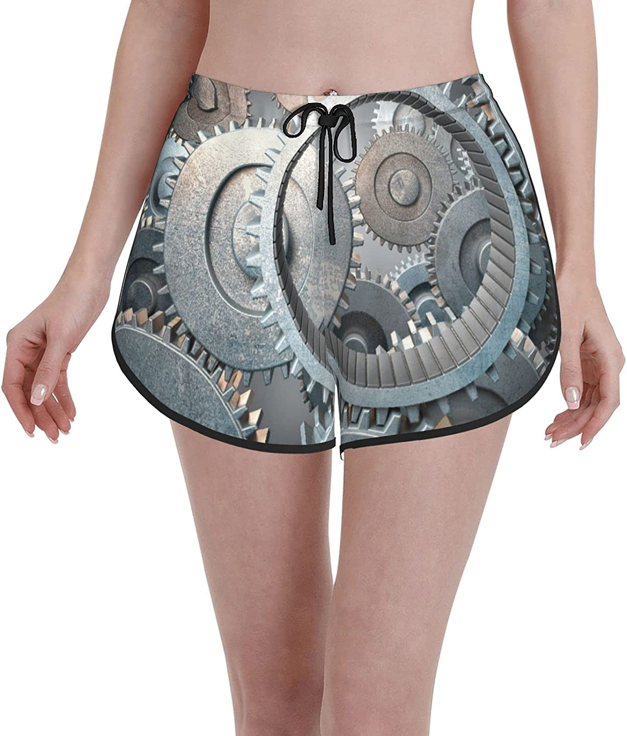 Comfortable Casual Board Shorts for Women discount Rusty Image Girls of Ranking TOP9 E